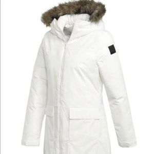 New Women's Adidas Parka